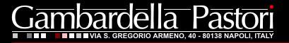 Gambardella Pastori e Presepi Logo