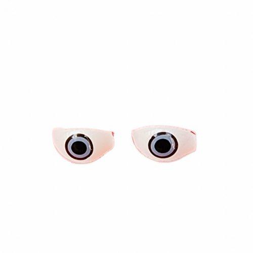 occhi vetro azzurri per pastori